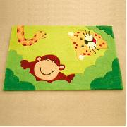 Jungle Animals Rug