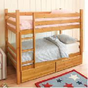 Marlow Bunk Bed with Two Drawers