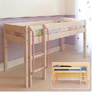 Midsleeper Raised Bed - Single Size