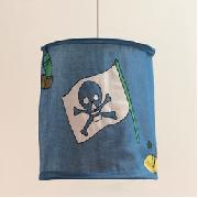 Pirate Lampshade