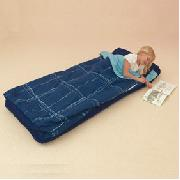 Single Blue Ready Bed