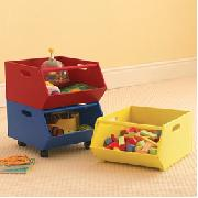 Stacking Toy Trugs
