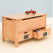 Toy Chest with Drawers