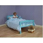 Saplings Junior Bed Blue