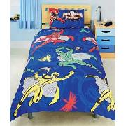 Power Rangers Mystic Force Duvet Cover and Pillowcase Set