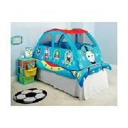 Thomas the Tank Engine Single Bed Tent - Blue