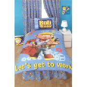 Bob the Builder 'Rulers' Valance Sheet