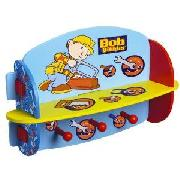Bob the Builder Shelf Unit with Hooks