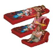 Disney High School Musical Tween Rest and Relax Ready Beds