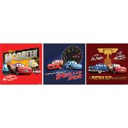 Disney Pixar Cars Art Squares