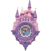 Disney Princess Castle Wall Clock