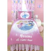 Disney Princess 'Dreams' 66In x 54In Curtains