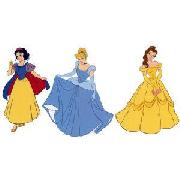Disney Princess Foam Elements