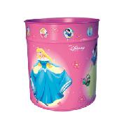 Disney Princess Fuchsia Waste Bin
