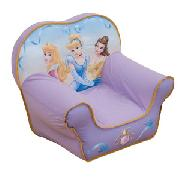 Disney Princess Gold Throne Cosy Chair