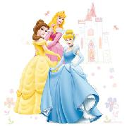 Disney Princess Maxi Sticker