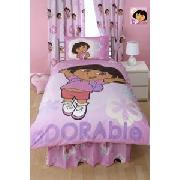 Dora the Explorer 'Adorable' 66In x 72In Curtains