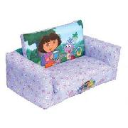 Dora the Explorer Flip-Out Sofa