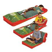 Football Tween Rest and Relax Ready Beds