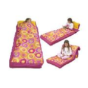 Funky Swirls Tween Rest and Relax Ready Beds