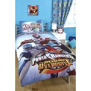 Power Rangers Operation Overdrive 66In x 54In Curtains