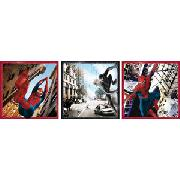 Spiderman 3, the Movie 3 Art Squares