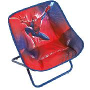 Spiderman 3, the Movie Metal Folding Chair