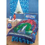 Thunderbirds 66In x 54In Curtains