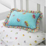 Freckles by Dorma - Butterfly Garden Decorative Small Cushion