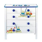 Digger 5 Drawer Chest
