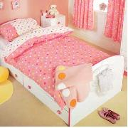 Flowers Cabin Bed