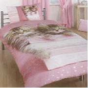 Rachael Hale - Pink Mini and Lulu Bedlinen Set