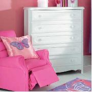 Princess Aurora 5 Drawer Chest