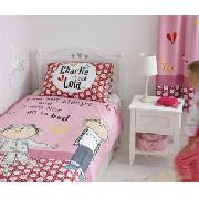 Charlie and Lola Bedlinen Set