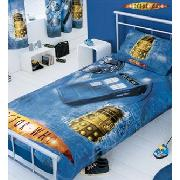 Dr Who Bedlinen Set