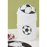 Pop-Up Football Storage Bin