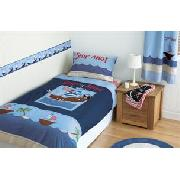 Ship Ahoy Single Bedlinen Set
