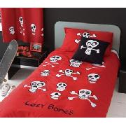 Skulls Single Bedlinen Set