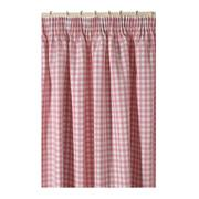Gingham Ready Made Curtains