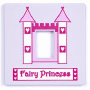 Fairy Princess Light Switch Covers