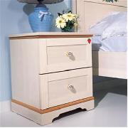 Flora Bedside Table