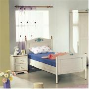 Flora Single Bed