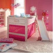 Fun Slide Midsleeper Bed