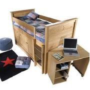 Ivy League Integrated Cabin Bed System