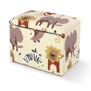 Roar Natural Toy Box