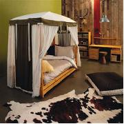 Safari Four Poster Bed