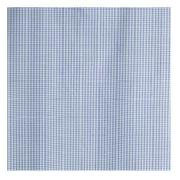 So Long Sailor Blue Gingham Fabric