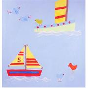 So Long Sailor Boats Canvas