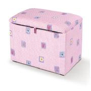 Sweetheart Pink Toy Box