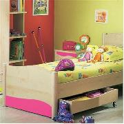 Zap Single Bed Roomset 2